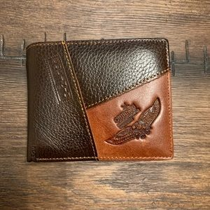 Other - Men's leather wallet